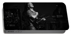 Mark Farner Gfr Portable Battery Charger by Kevin Cable