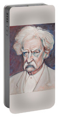 Mark Twain Portable Battery Charger