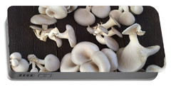 Market Mushrooms Portable Battery Charger