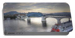 Market Street Bridge Portable Battery Charger