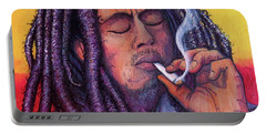 Marley Smoking Portable Battery Charger