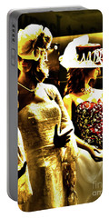 Married Girls Portable Battery Charger