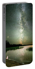 Mars Over Sabao Portable Battery Charger