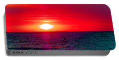 Mars Sunset Portable Battery Charger