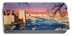 Marseille Portable Battery Charger