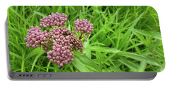 Marsh Beauty Portable Battery Charger by Tim Good