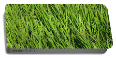 Marsh Grasses Portable Battery Charger