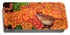 Marsh Wren Portable Battery Charger
