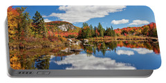 Marshfield Pond Autumn Portable Battery Charger