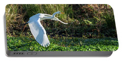 Marshy Flight  Portable Battery Charger