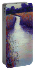 Marshy Reeds Portable Battery Charger