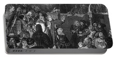 Martin Luther, Imperial Diet Of Worms Portable Battery Charger