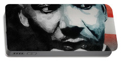 Martin Luther King Jr- I Have A Dream  Portable Battery Charger