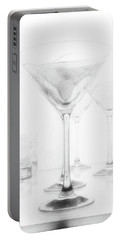 Martini Glassware2 Portable Battery Charger