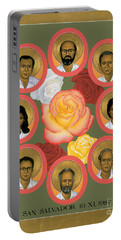 Martyrs Of The Jesuit University - Rlmju Portable Battery Charger