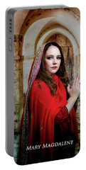 Mary Magdalene Portable Battery Charger