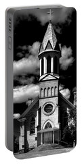 Mary Queen Of Heaven Catholic Church  Portable Battery Charger