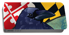 Maryland Citizen Raven Portable Battery Charger