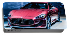 Maserati Portable Battery Charger