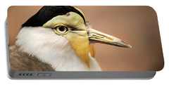 Masked Lapwing Portable Battery Charger