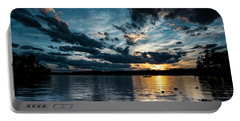 Masscupic Lake Sunset Portable Battery Charger