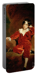 Master Charles William Lambton Portable Battery Charger