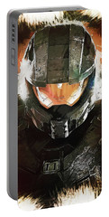 Master Chief Portable Battery Charger