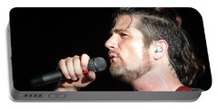 Matt Nathanson Portable Battery Charger by Cindy Manero