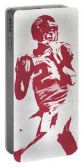 Matt Ryan Atlanta Falcons Pixel Art 2 Portable Battery Charger