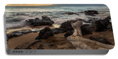 Maui Beach Sunset Portable Battery Charger