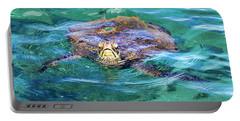Maui Sea Turtle Portable Battery Charger