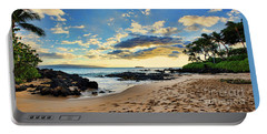 Maui Sunset Panorama Portable Battery Charger