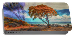 Maui Trees ... Portable Battery Charger