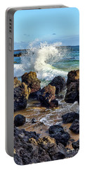 Maui Wave Crash Portable Battery Charger