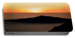 Mauna Kea Sunset Portable Battery Charger