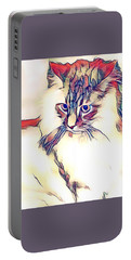 Max The Cat Portable Battery Charger