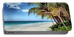 Maxwell Beach Barbados Portable Battery Charger
