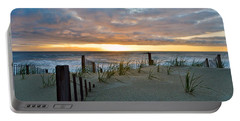 May Sunrise  Portable Battery Charger