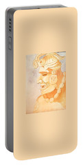 Mayan Warrior Portable Battery Charger