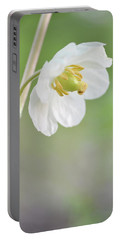 Mayapple Flower Portable Battery Charger