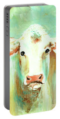 Maybell The Cow Portable Battery Charger