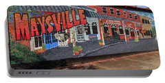 Maysville Mural Portable Battery Charger