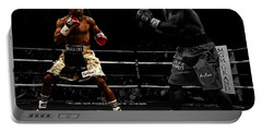 Mayweather And Pacquiao Portable Battery Charger