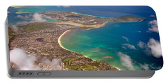 Portable Battery Charger featuring the photograph Mcbh Aerial View by Dan McManus