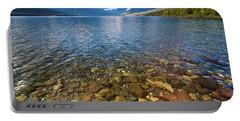 Mcdonald Lake Colors Portable Battery Charger