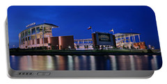 Mclane Stadium Evening Portable Battery Charger