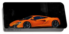 Mclaren 650 S  Portable Battery Charger