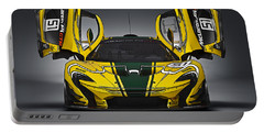 Mclaren P1 Gtr Portable Battery Charger