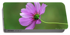 Meadow Flower Portable Battery Charger