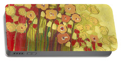 Meadow In Bloom Portable Battery Charger